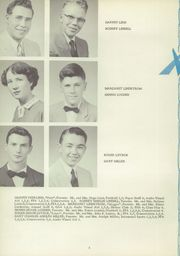 Page 12, 1957 Edition, Rush City High School - Tigerian Yearbook (Rush City, MN) online yearbook collection