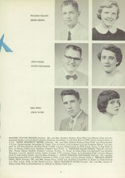 Page 13, 1957 Edition, Rush City High School - Tigerian Yearbook (Rush City, MN) online yearbook collection