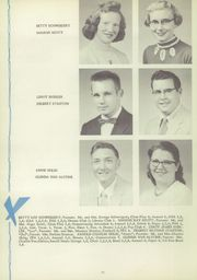 Page 14, 1957 Edition, Rush City High School - Tigerian Yearbook (Rush City, MN) online yearbook collection
