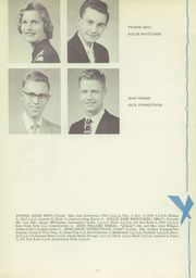 Page 15, 1957 Edition, Rush City High School - Tigerian Yearbook (Rush City, MN) online yearbook collection