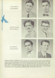 Page 8, 1957 Edition, Rush City High School - Tigerian Yearbook (Rush City, MN) online yearbook collection