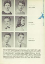Page 9, 1957 Edition, Rush City High School - Tigerian Yearbook (Rush City, MN) online yearbook collection