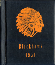 Page 1, 1951 Edition, Madelia High School - Blackhawk Yearbook (Madelia, MN) online yearbook collection