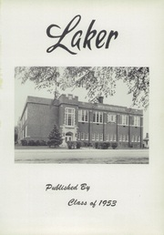 Page 5, 1953 Edition, Lake Crystal High School - Laker Yearbook (Lake Crystal, MN) online yearbook collection