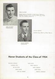 Page 14, 1954 Edition, Lake Crystal High School - Laker Yearbook (Lake Crystal, MN) online yearbook collection