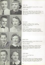 Page 16, 1954 Edition, Lake Crystal High School - Laker Yearbook (Lake Crystal, MN) online yearbook collection