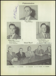 Page 10, 1950 Edition, Chosen Valley High School - Burr Oak Yearbook (Chatfield, MN) online yearbook collection