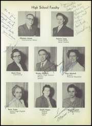 Page 11, 1950 Edition, Chosen Valley High School - Burr Oak Yearbook (Chatfield, MN) online yearbook collection
