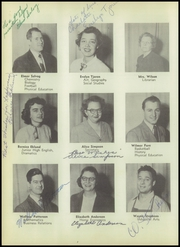 Page 12, 1950 Edition, Chosen Valley High School - Burr Oak Yearbook (Chatfield, MN) online yearbook collection