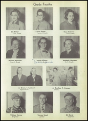 Page 13, 1950 Edition, Chosen Valley High School - Burr Oak Yearbook (Chatfield, MN) online yearbook collection