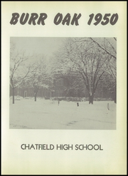 Page 5, 1950 Edition, Chosen Valley High School - Burr Oak Yearbook (Chatfield, MN) online yearbook collection