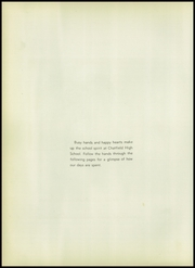 Page 8, 1950 Edition, Chosen Valley High School - Burr Oak Yearbook (Chatfield, MN) online yearbook collection