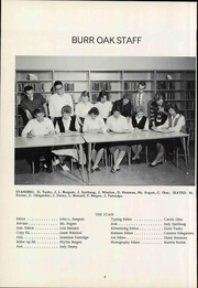 Page 10, 1960 Edition, Chosen Valley High School - Burr Oak Yearbook (Chatfield, MN) online yearbook collection