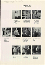 Page 11, 1960 Edition, Chosen Valley High School - Burr Oak Yearbook (Chatfield, MN) online yearbook collection