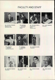 Page 12, 1960 Edition, Chosen Valley High School - Burr Oak Yearbook (Chatfield, MN) online yearbook collection