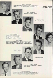 Page 14, 1960 Edition, Chosen Valley High School - Burr Oak Yearbook (Chatfield, MN) online yearbook collection