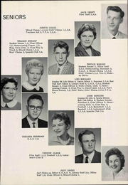 Page 15, 1960 Edition, Chosen Valley High School - Burr Oak Yearbook (Chatfield, MN) online yearbook collection