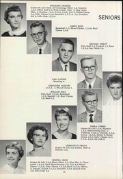 Page 16, 1960 Edition, Chosen Valley High School - Burr Oak Yearbook (Chatfield, MN) online yearbook collection