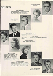 Page 17, 1960 Edition, Chosen Valley High School - Burr Oak Yearbook (Chatfield, MN) online yearbook collection
