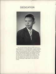 Page 10, 1961 Edition, Chosen Valley High School - Burr Oak Yearbook (Chatfield, MN) online yearbook collection