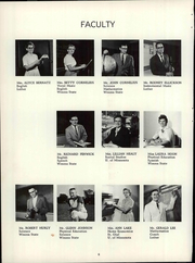 Page 12, 1961 Edition, Chosen Valley High School - Burr Oak Yearbook (Chatfield, MN) online yearbook collection