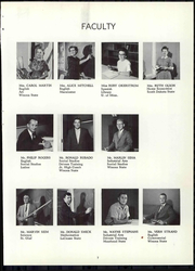 Page 13, 1961 Edition, Chosen Valley High School - Burr Oak Yearbook (Chatfield, MN) online yearbook collection