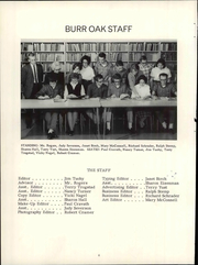 Page 10, 1962 Edition, Chosen Valley High School - Burr Oak Yearbook (Chatfield, MN) online yearbook collection