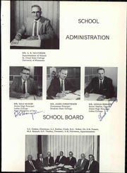 Page 11, 1962 Edition, Chosen Valley High School - Burr Oak Yearbook (Chatfield, MN) online yearbook collection