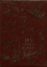 Page 1, 1951 Edition, Barnum High School - Reflector Yearbook (Barnum, MN) online yearbook collection