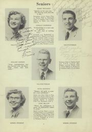 Page 13, 1951 Edition, Barnum High School - Reflector Yearbook (Barnum, MN) online yearbook collection