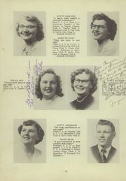 Page 14, 1951 Edition, Barnum High School - Reflector Yearbook (Barnum, MN) online yearbook collection