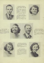 Page 15, 1951 Edition, Barnum High School - Reflector Yearbook (Barnum, MN) online yearbook collection