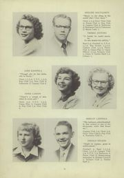 Page 16, 1951 Edition, Barnum High School - Reflector Yearbook (Barnum, MN) online yearbook collection