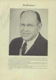 Page 7, 1951 Edition, Barnum High School - Reflector Yearbook (Barnum, MN) online yearbook collection