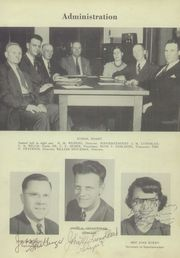 Page 9, 1951 Edition, Barnum High School - Reflector Yearbook (Barnum, MN) online yearbook collection