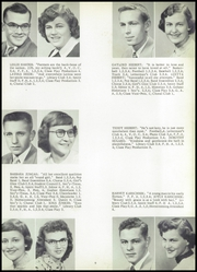 Page 13, 1953 Edition, Mountain Lake High School - Laker Yearbook (Mountain Lake, MN) online yearbook collection