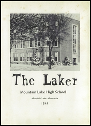 Page 5, 1953 Edition, Mountain Lake High School - Laker Yearbook (Mountain Lake, MN) online yearbook collection