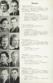 Page 10, 1938 Edition, Lincoln High School - Lincoln Log Yearbook (Esko, MN) online yearbook collection