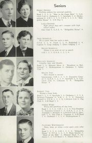 Page 12, 1938 Edition, Lincoln High School - Lincoln Log Yearbook (Esko, MN) online yearbook collection