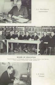 Page 7, 1938 Edition, Lincoln High School - Lincoln Log Yearbook (Esko, MN) online yearbook collection