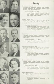 Page 8, 1938 Edition, Lincoln High School - Lincoln Log Yearbook (Esko, MN) online yearbook collection