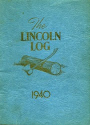 1940 Edition, Lincoln High School - Lincoln Log Yearbook (Esko, MN)