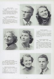 Page 15, 1953 Edition, Lincoln High School - Lincoln Log Yearbook (Esko, MN) online yearbook collection