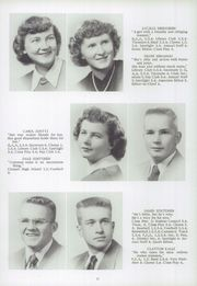 Page 16, 1953 Edition, Lincoln High School - Lincoln Log Yearbook (Esko, MN) online yearbook collection