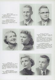 Page 17, 1953 Edition, Lincoln High School - Lincoln Log Yearbook (Esko, MN) online yearbook collection