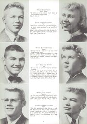 Page 16, 1954 Edition, Lincoln High School - Lincoln Log Yearbook (Esko, MN) online yearbook collection