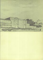 Page 3, 1954 Edition, Lincoln High School - Lincoln Log Yearbook (Esko, MN) online yearbook collection