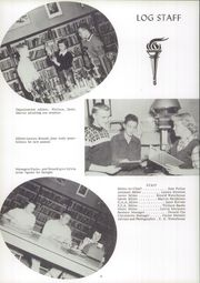 Page 8, 1954 Edition, Lincoln High School - Lincoln Log Yearbook (Esko, MN) online yearbook collection