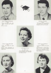 Page 17, 1956 Edition, Lincoln High School - Lincoln Log Yearbook (Esko, MN) online yearbook collection