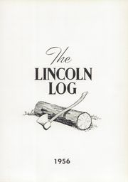 Page 5, 1956 Edition, Lincoln High School - Lincoln Log Yearbook (Esko, MN) online yearbook collection